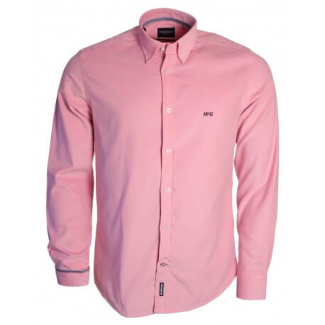 Chemise Cord Fancy - Rose