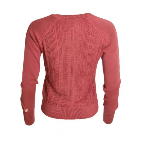 Gilet Gaastra rose watching the sea pour femme