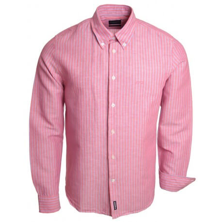Chemise homme McGregor Lenny Alexio - Rose