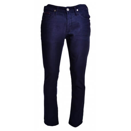 Pantalon Ryan velour - Marine