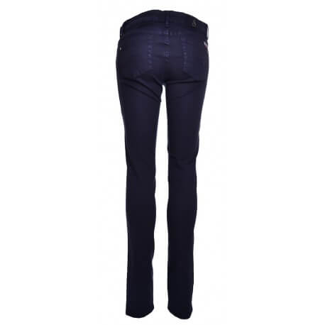 Jean Jadan Coloured Denim - Marine