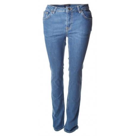 Jeans Dana Basic - Bleu