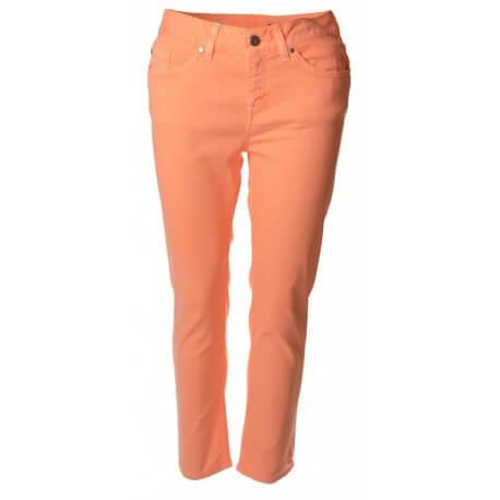 Jeans Rome - Orange Fluo