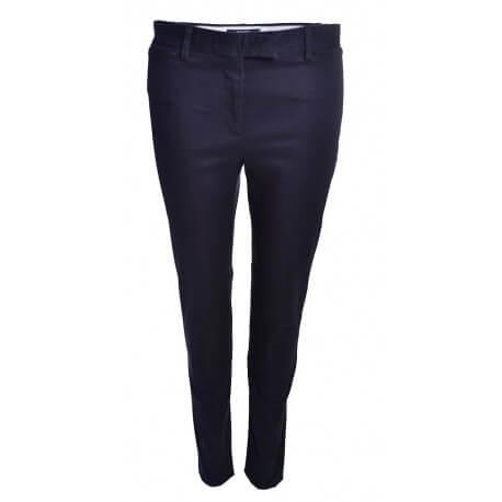 Pantalon Gant bleu marine Jodphur pour femme