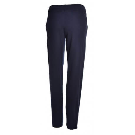 Pantalon de survet Tommy Hilfiger bleu marine Trudy pour femme