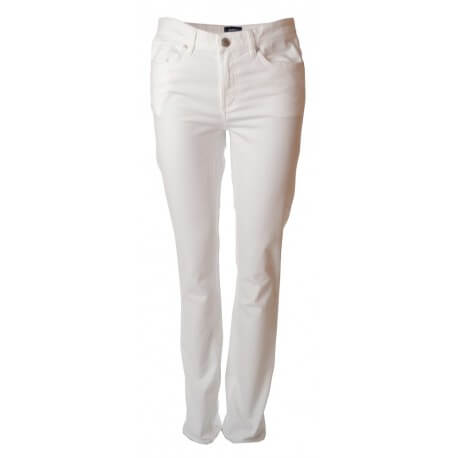 Pantalon Court - Blanc