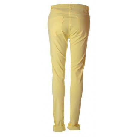 Pantalon Gant jaune citron Kate pour femme