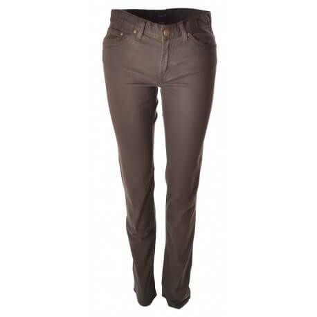 Pantalon - Marron