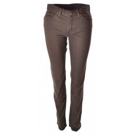 Pantalon Gant Marron pour femme