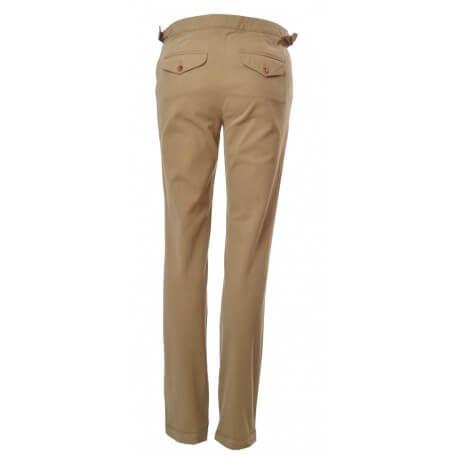 Pantalon Gant marron Désert pour femme