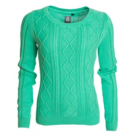 Pull Gaastra vert ironclad pour femme