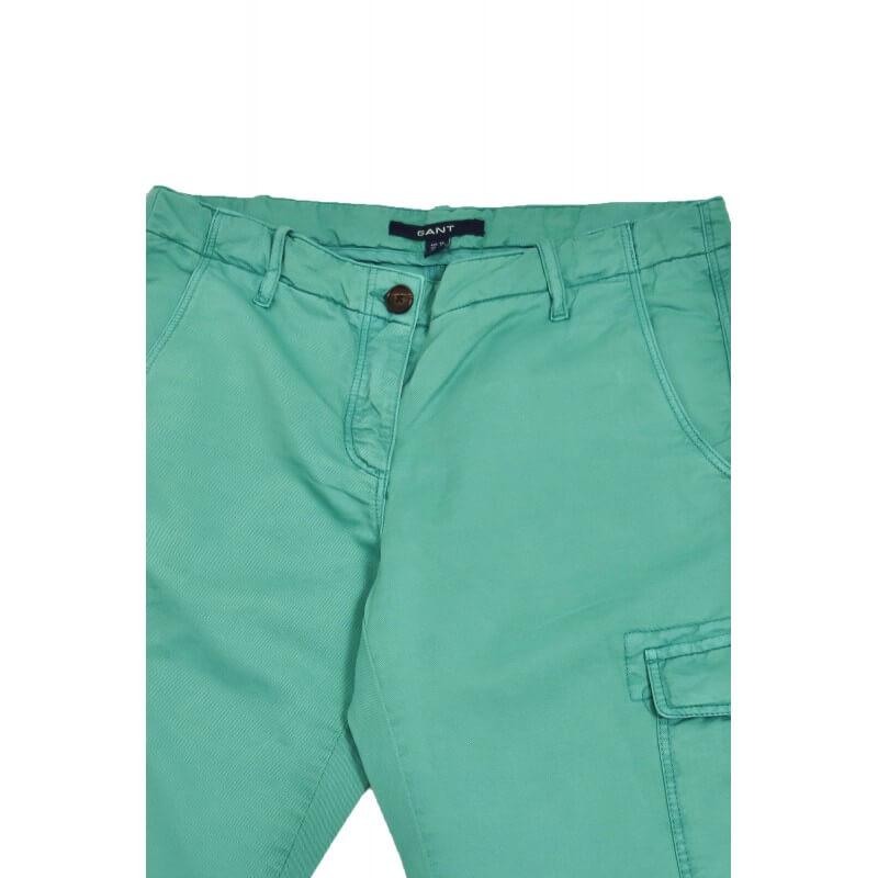 pantalon cargo gant vert pour femme toujours au meilleur prix. Black Bedroom Furniture Sets. Home Design Ideas