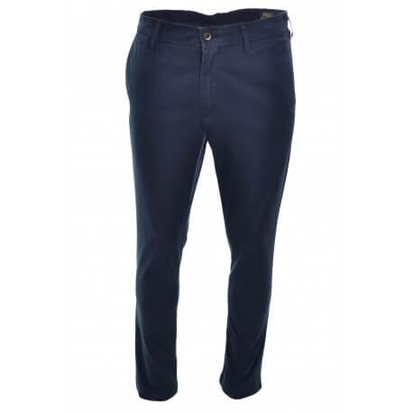 Pantalon chino Ralph Lauren marine pour homme