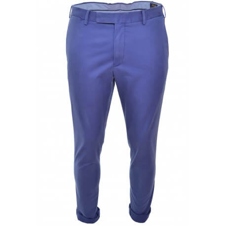 Pantalon chino Ralph Lauren bleu pour homme
