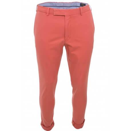 Pantalon chino Ralph Lauren rose saumon pour homme