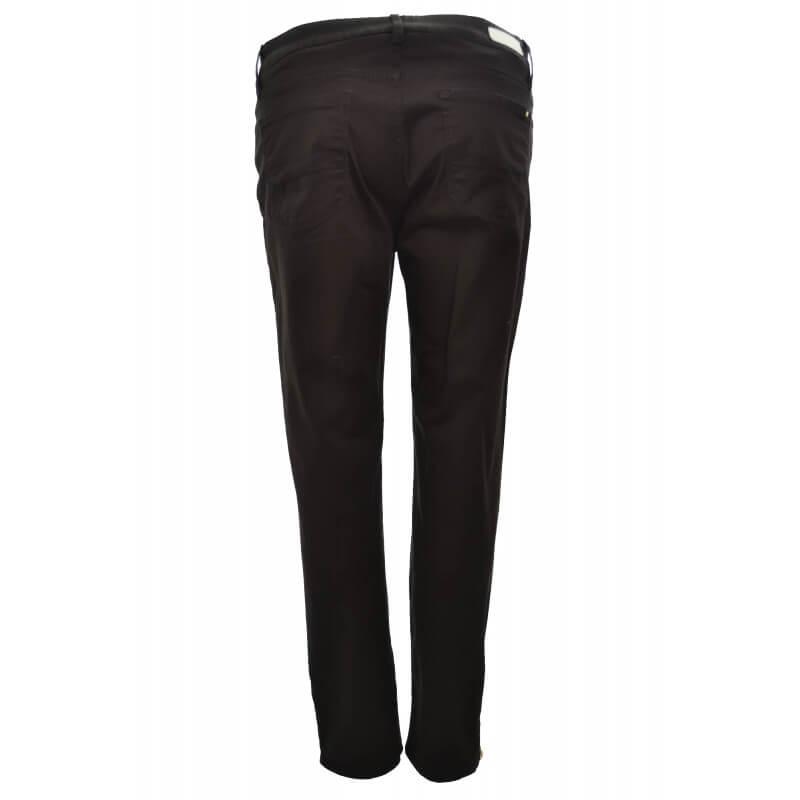 pantalon 7 8 tommy hilfiger lenny noir pour femme toujours au mei. Black Bedroom Furniture Sets. Home Design Ideas