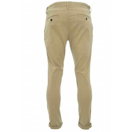 Pantalon chino Tommy Hilfiger Ferry beige pour homme