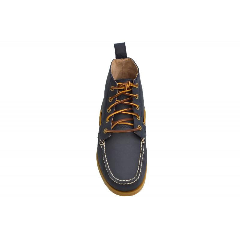 chaussures Lauren Homme Chaussure Bateau Montantes Ralph IF0nxz