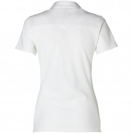 Polo - Blanc
