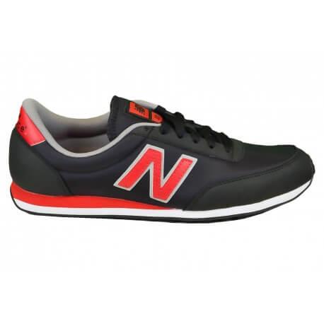 Baskets New Balance 410CPB noire/rouge pour homme