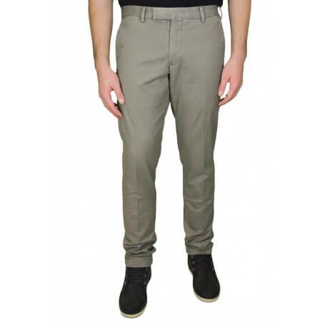 Pantalon chino slim longueur 34 Ralph Lauren gris pour homme