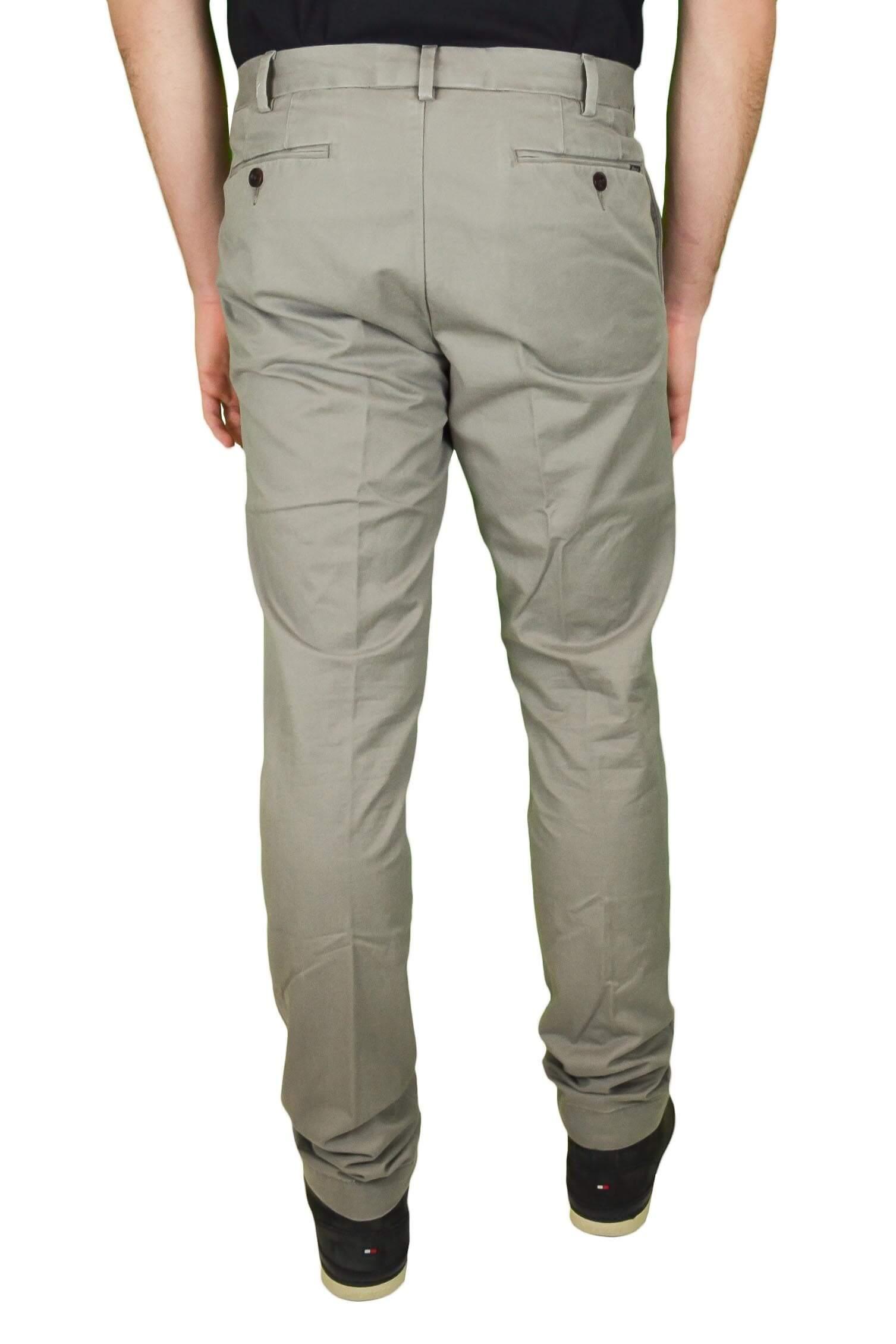 bon out x plus près de large sélection Pantalon chino slim longueur 34 Ralph Lauren gris pour homme - Tou...