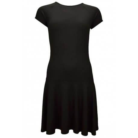 Robe Ralph Lauren Shia noire pour femme aut/hiver