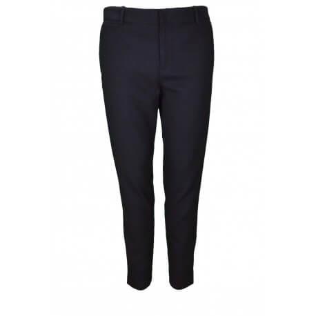 Pantalon classique Ralph Lauren New Rania noir pour femme aut/hiver
