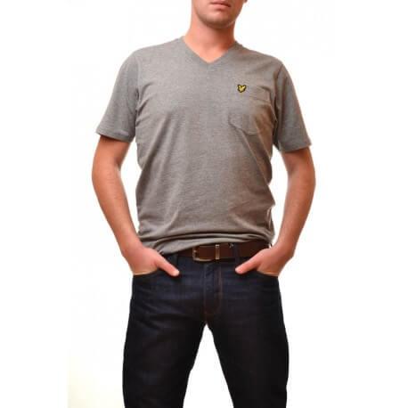 T-Shirt Vintage - Gris