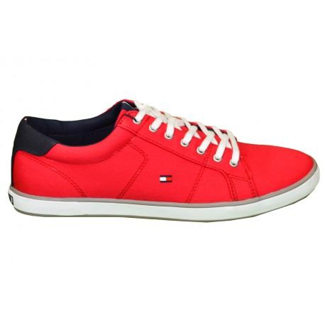 Baskets Tommy Hilfiger Harlow rouge pour homme