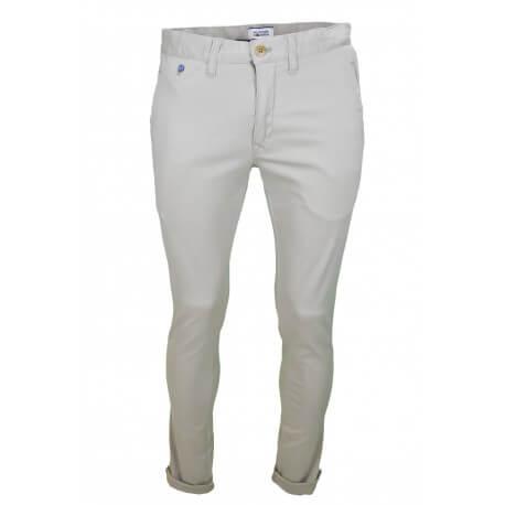 Pantalon chino Tommy Hilfiger Dénim Ferry beige pour homme