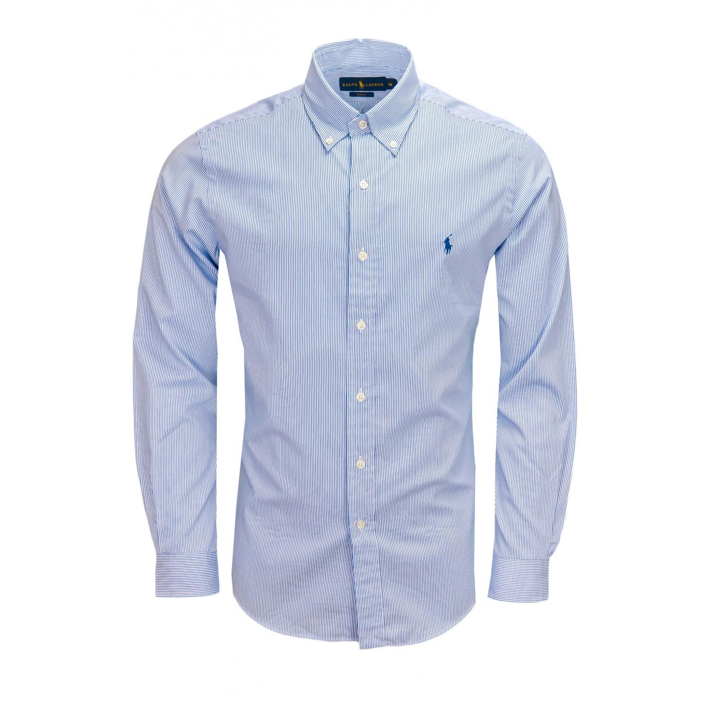 Chemise rayée noire, blanche et verte Gant pour homme Gant ... d427fb41e917