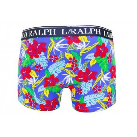 Boxer Ralph Lauren fleuri multicolore pour homme