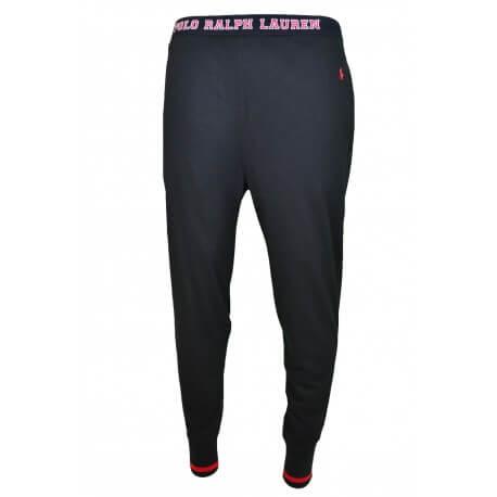 Pantalon de pyjama Ralph Lauren noir pour homme