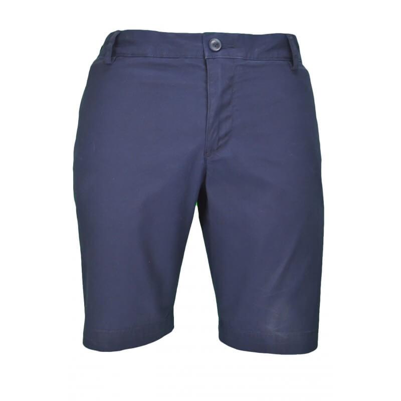 f133f31bc14 Bermuda Lacoste bleu marine pour homme - Toujours au meilleur prix !