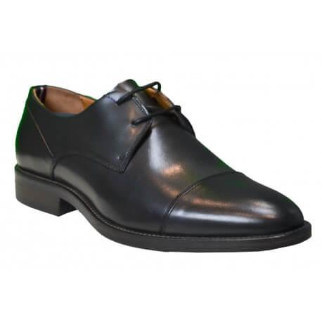 Chaussures habillées Tommy Hilfiger Dallen noire pour homme