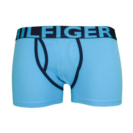 Boxer court Tommy Hilfiger bleu pour homme