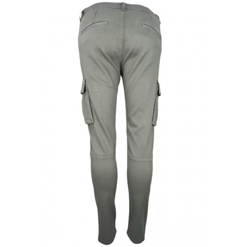 a84f183a41c4 Pantalon Cargo Tommy Hilfiger skyler 7 8 kaki pour femme - Toujours...