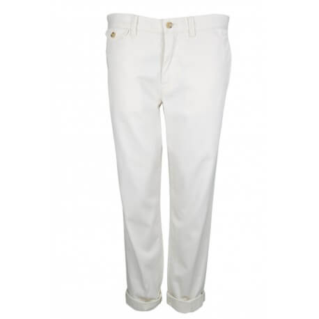 Pantalon Ralph Lauren Bedford beige pour femme