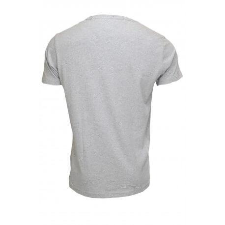 T-shirt Tommy Hilfiger basique gris pour homme