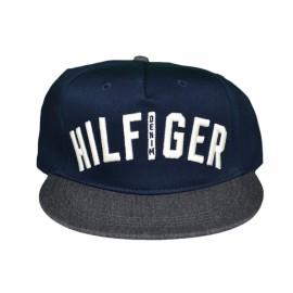 Casquette Tommy Hilfiger Logo marine et grise pour homme
