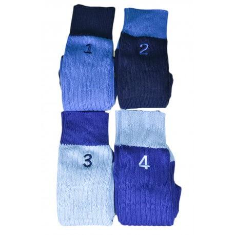Lot de chaussettes X4 Hackett bleu pour homme